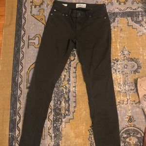 Lucky brand olive green pants